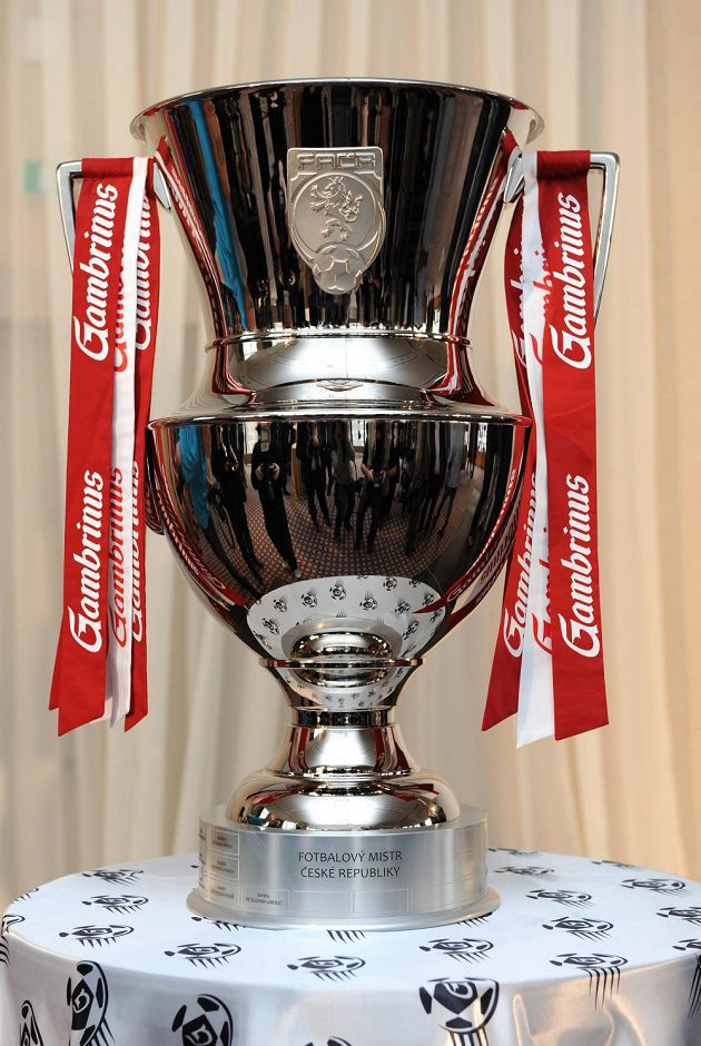 Trophy for the highest football league