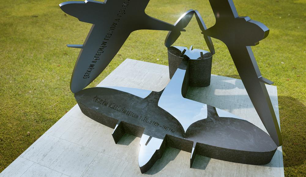 Památník válečným letcům